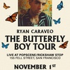 RYAN CARAVEO with support tba