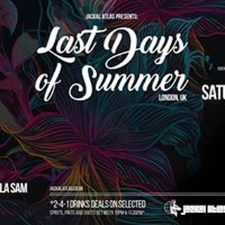 Jackal Atlas Presnts: Last Days of The Summer
